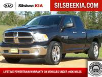This 2016 RAM 1500, stock# SK1259, has only 27,281