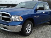 This one owner 2016 Ram 1500 has heated mirrors, power