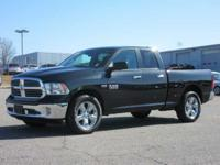 BIG HORN * 4X4 * HEMI 5.7 LITER * BIG WHEELS * MUST SEE