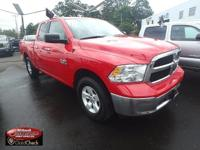 CERTIFIED PREOWNED ONE OWNER QUAD CAB,V6,4X4