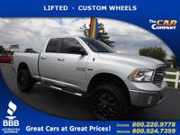 Used 2016 Ram 1500, DESIRABLE FEATURES: CUSTOM WHEELS,