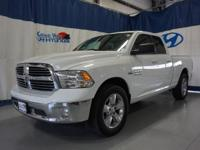 Priced below KBB Fair Purchase Price! White 2016 Ram