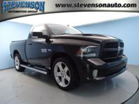 Delivers 22 Highway MPG and 15 City MPG! This Ram 1500