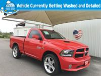 Introducing the 2016 Ram 1500! Representing the optimal