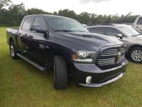 Granite Crystal Metallic Clearcoat 2016 Ram 1500 Sport
