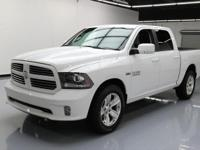 This awesome 2016 Dodge Ram 1500 comes loaded with the