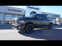 This 2016 RAM 1500 CJX9 boasts features like a braking