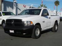 Options:  2016 Ram 1500 Tradesman|/|V6 3.6 L