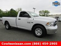 1500 Tradesman, 2D Standard Cab, and HEMI 5.7L V8 Multi