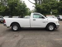 Tradesman, 8' bed, Work Truck series, One Owner, Clean