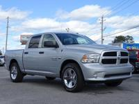 Introducing the 2016 Ram 1500! A durable pickup truck