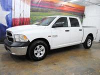 *Purchase this classic white 2016 Certified Ram 1500