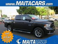 Maita Chevrolet means business! Right truck! Right