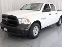 1500 Tradesman, Dodge Certified, 4D Crew Cab, HEMI 5.7L
