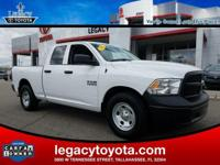 CARFAX One-Owner. Clean CARFAX. 4D Quad Cab, 8-Speed
