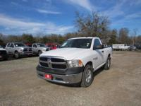 Options:  2016 Ram 1500 Tradesman/Express|This