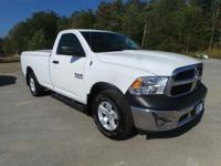 Check out this 2016 Ram 1500 Tradesman. Its Automatic