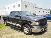 HEMI POWER!!! SUPER CLEAN RAM WITH LOW MILES! ONE