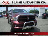 2016 Ram 1500 Tradesman HEMI 5.7L V8 Multi Displacement