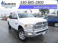 4WD, CRUISE CONTROL, BED LINER! This wonderful 2016 Ram
