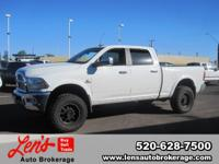Options:  2016 Ram 2500 This Loaded Up Laramie Has