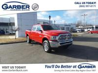 Introducing the 2016 RAM 2500 Laramie! Featuring a 6.7L