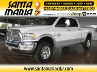 Options:  2016 Ram 2500 Laramie 4Wd 149Wb **New Tires**