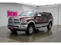 Ram 2500 Laramie Crew Cab 6 1/3 Ft Short Box 4x4 6.7L