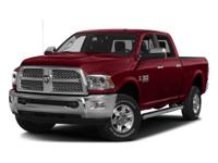 Used 2016 Ram 2500, key features include:  Heated