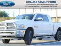 Recent Arrival! CARFAX One-Owner. 2016 Ram 2500, Four