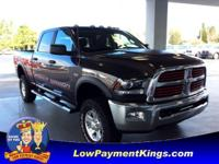 Power Wagon trim, Granite Crystal Metallic Clearcoat