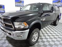 This 2016 2500 is for Ram enthusiasts looking the world