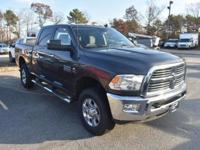 granite crystal metallic clearcoat 2016 Ram 2500 SLT