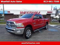 Like new 2016 Ram 2500!! Turbo Diesel Cummins Engine!