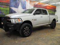 Purchase this bright silver 2016 Ram 2500 SLT Crew Cab