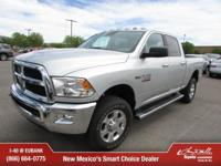 Options:  2016 Ram 2500 Slt|4X4 Slt 4Dr Crew Cab 6.3
