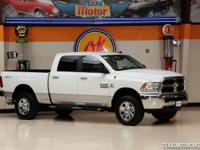 This Carfax 1-Owner 2016 Ram 2500 SLT is like new with