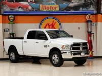 This Carfax 1-Owner 2016 Dodge Ram 2500 SLT is like new