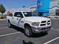 CARFAX One-Owner. Clean CARFAX. 2016 Ram 2500 4WD