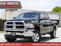 Check out this capable 2016 Ram 2500 Tradesman. WHEELS: