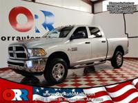 Recent Arrival!   Silver 2016 Ram 2500 Tradesman 4WD