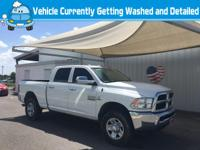 Introducing the 2016 Ram 2500! Both practical and
