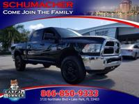 Options:  2016 Ram 2500 Tradesman 4X4| |Front/Front