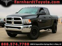 We are thrilled to offer you this 1-OWNER 2016 RAM 2500