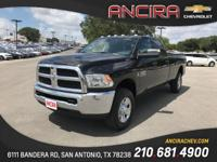 This used RAM 2500 Tradesman is now for sale in San