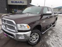 Options:  2016 Ram 3500 Laramie|Gray|Recent Arrival!