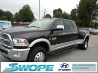 Recent Arrival! CARFAX One-Owner. This 2016 Ram 3500