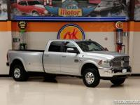 This Carfax 1-Owner 2016 Dodge Ram 3500 Longhorn is in