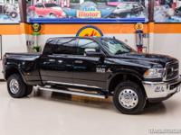 2016 Ram 3500 Longhorn Limited 4X4  SUPER SHARP - SUPER