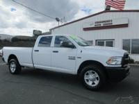 Options:  2016 Ram 3500 Tradesman|5.7L V8 16V|6-Speed